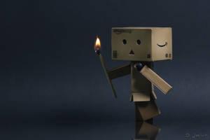 Torch Relay by Brigitte-Fredensborg