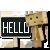 Danbo says Hello