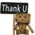 Danbo says Thank You