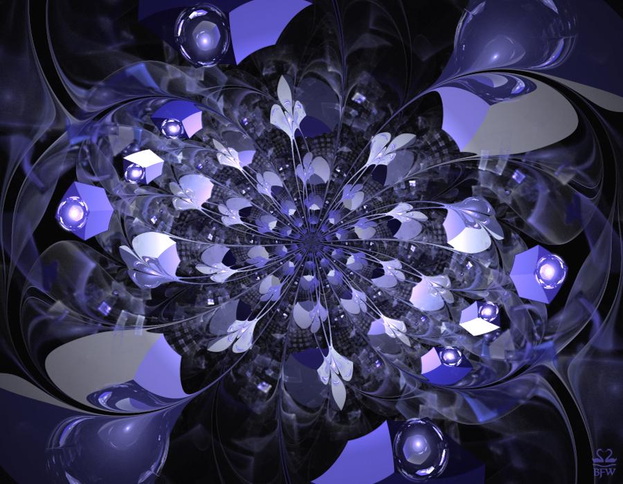 Floris cubeis by Brigitte-Fredensborg