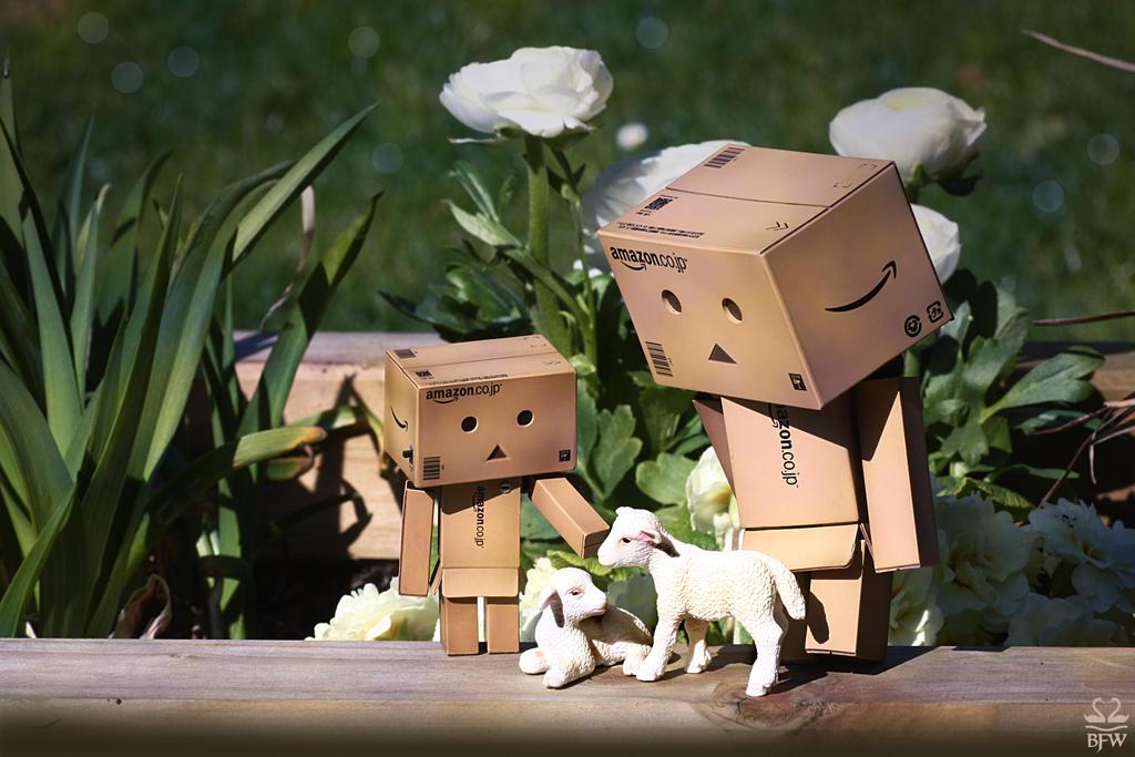 Can we keep them, mom... by Brigitte-Fredensborg