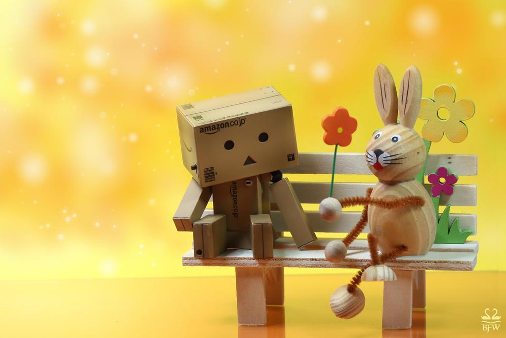 Happy Easter by Brigitte-Fredensborg