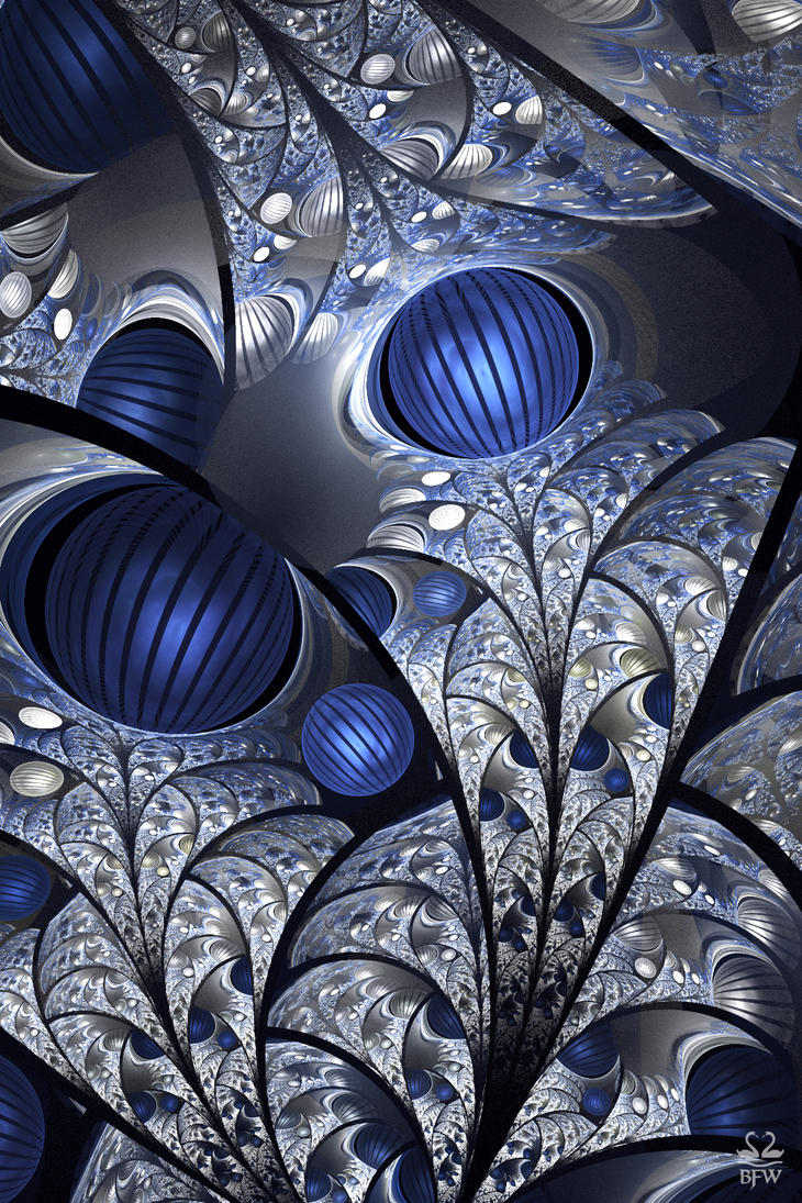 Blooming Sky by Brigitte-Fredensborg