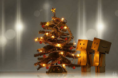 The Christmas Tree by Brigitte-Fredensborg