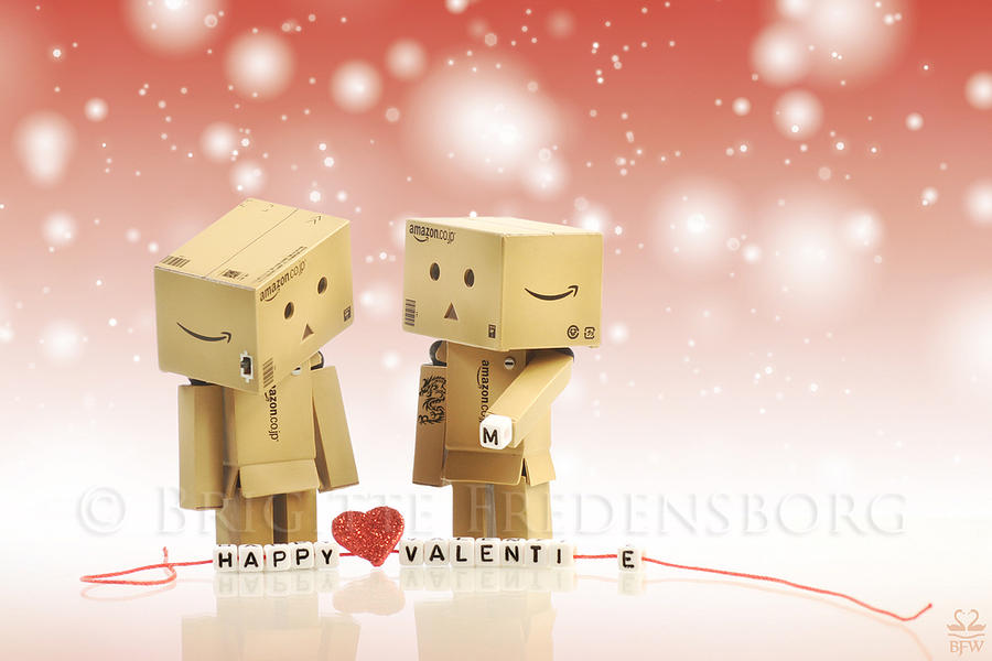 Happy Valentime's day 2013 by Brigitte-Fredensborg