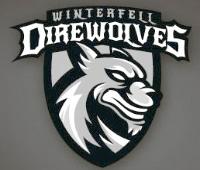 WF direwolves by Bolton42