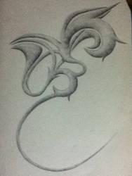 dragon raro XD