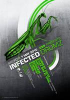 ::: Infected DrumZ III ::: by donanubis