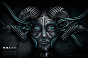 :: B.R.E.E.D. BioMechanoid :: by donanubis