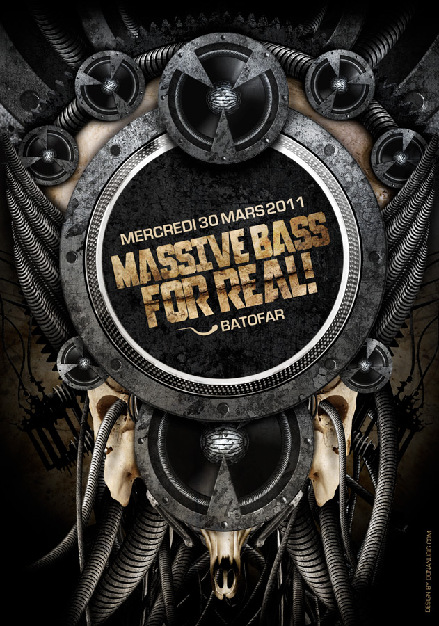 ::: Massive Bass For Real ::: by donanubis