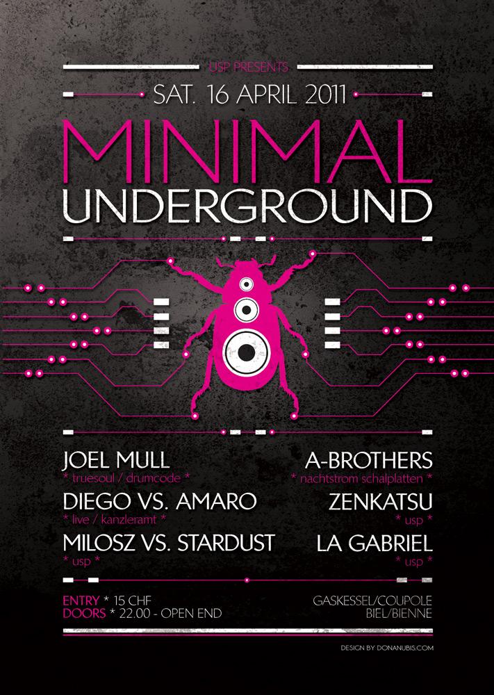 ::: Minimal Underground V :::