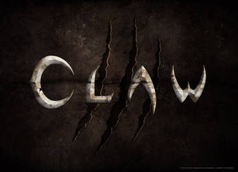 Claw - Metal Band - Logo