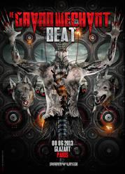 Le Grand Mechant Beat #9 by donanubis