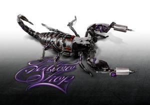 Scorpiomechanoid