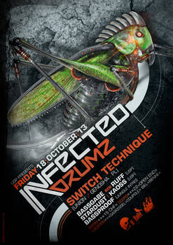 Infected Drumz VIII