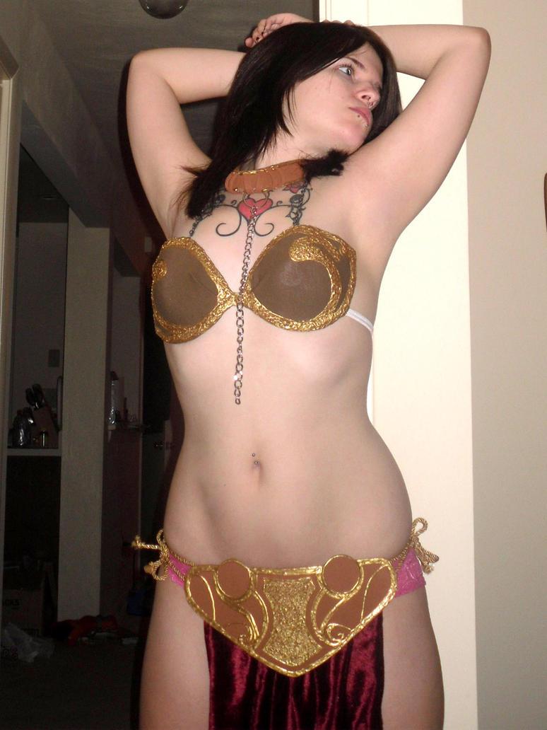 Think, that princess leia slave cosplay amusing message