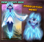 PKMN-FH Event Meme: Sin!Urami - Glacial Ghoul