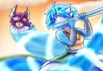 PKMN-FH Quest: Battle of Waves
