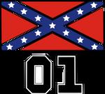 Dukes of Hazard General Lee Templates