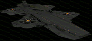 Syrus54 - SHIELD Helicarrier