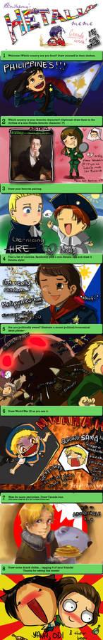 Hetalia Meme