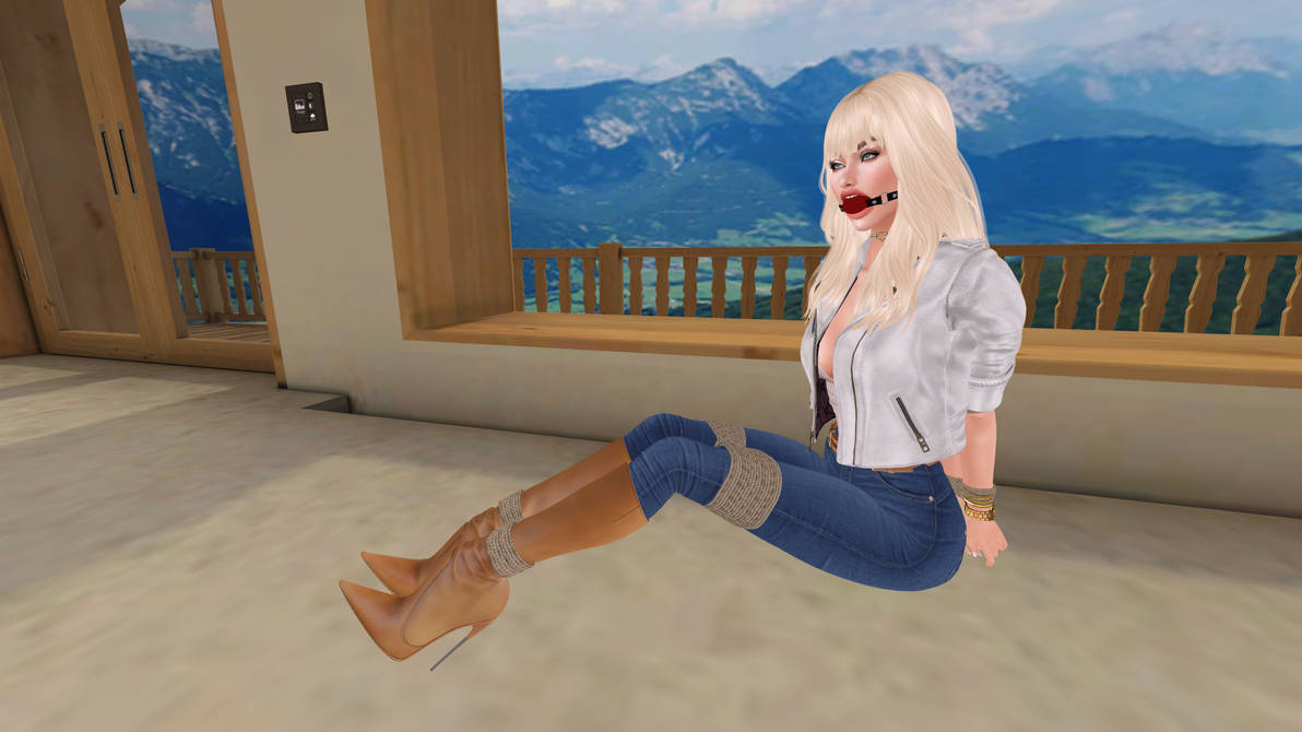 Classic Jeans and boots by ValeriaY