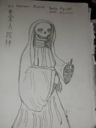 La Santisima Muerte by RoyalKnightV