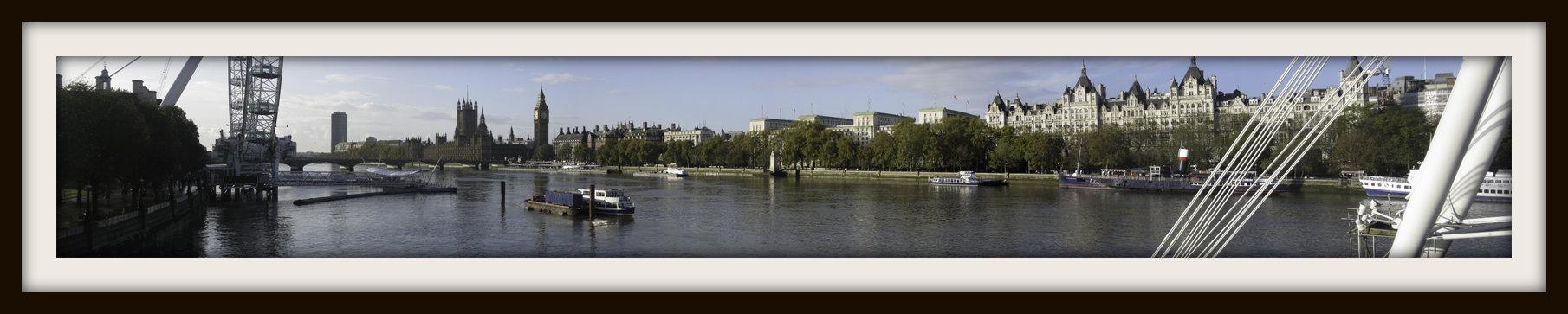 London Panorama by TarJakArt
