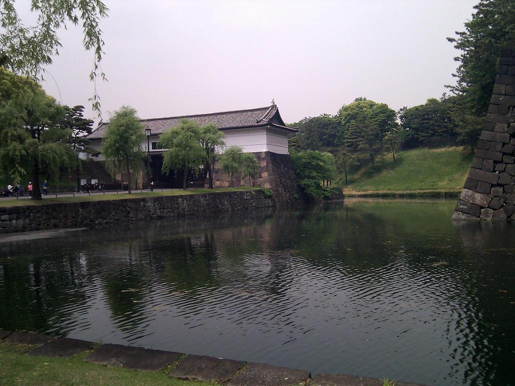 Edo Castle by TarJakArt