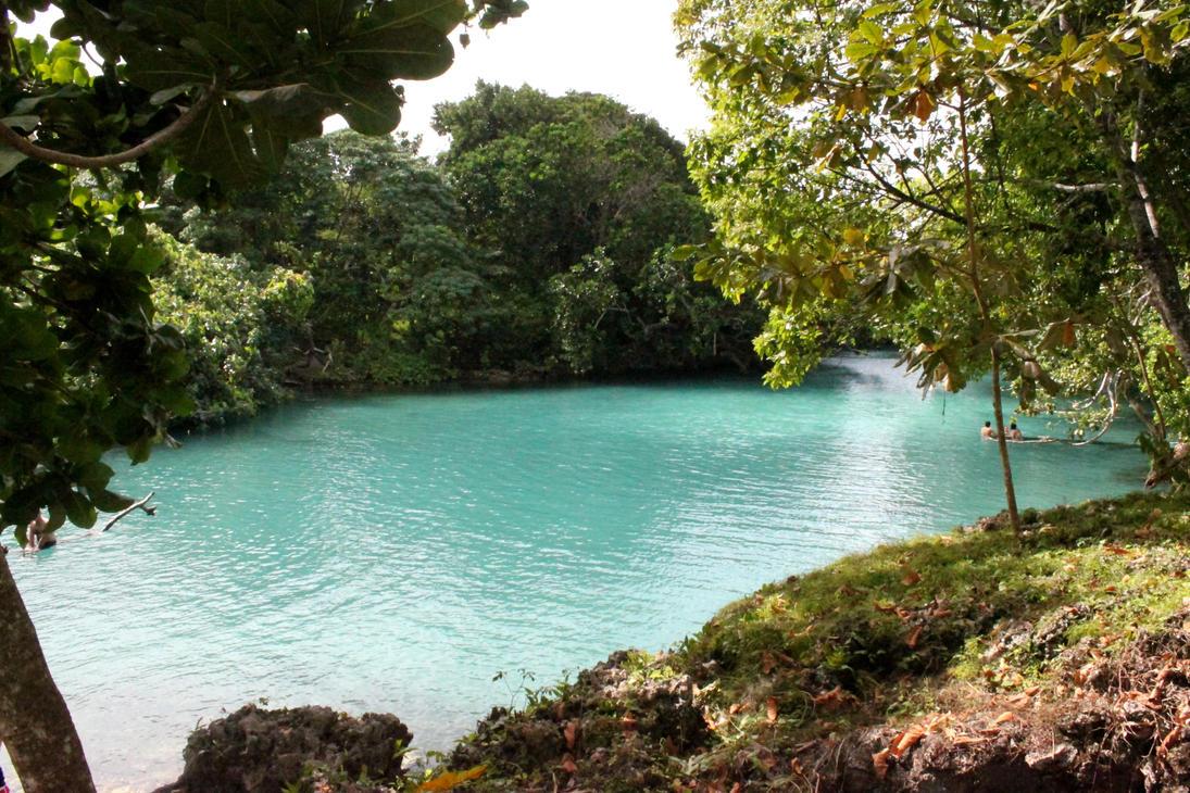Blue Lagoon by TarJakArt