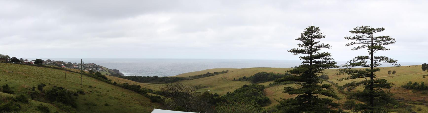 Bushbank Panorama 2 by TarJakArt