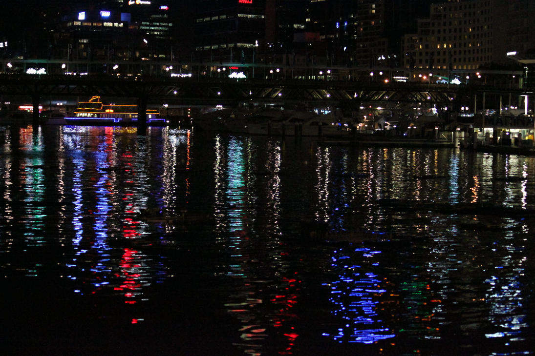 Darling Harbour by TarJakArt