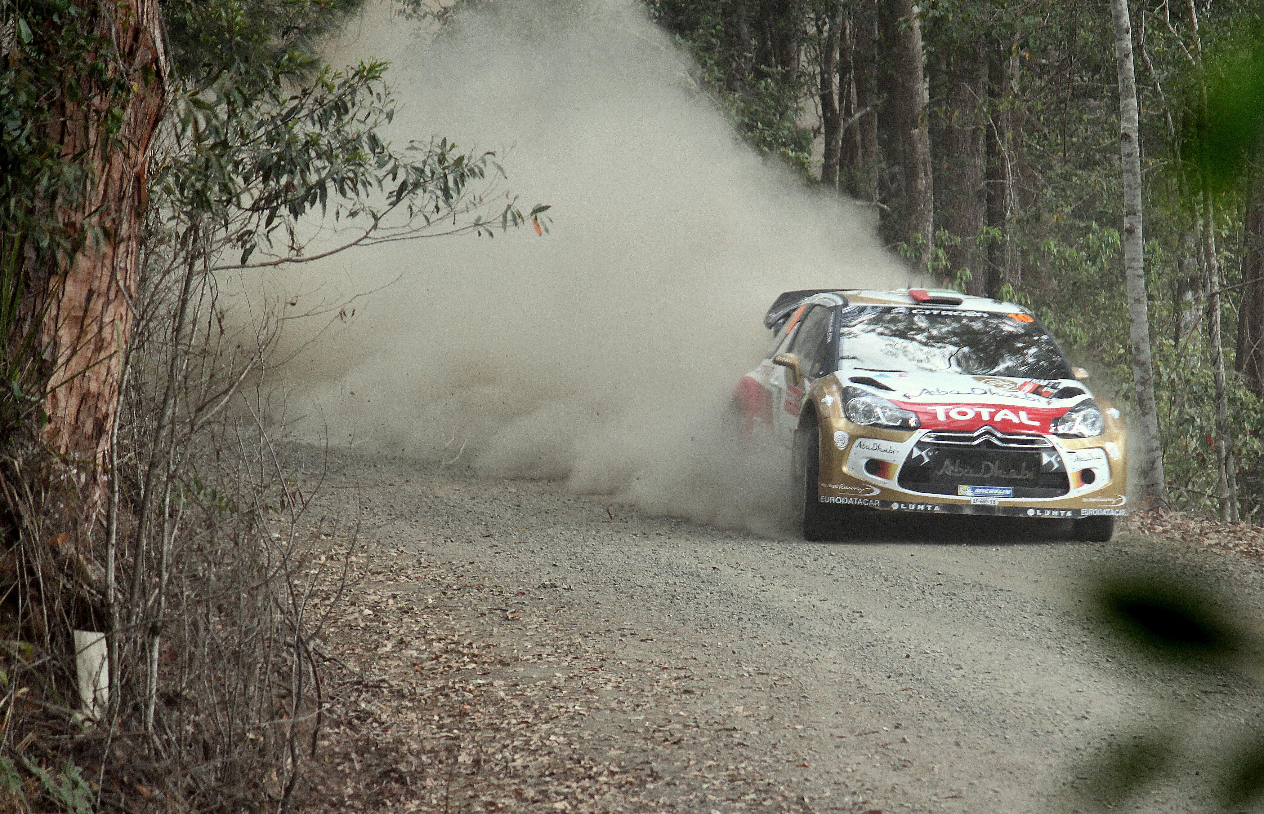 Rally Australia 2013 by TarJakArt