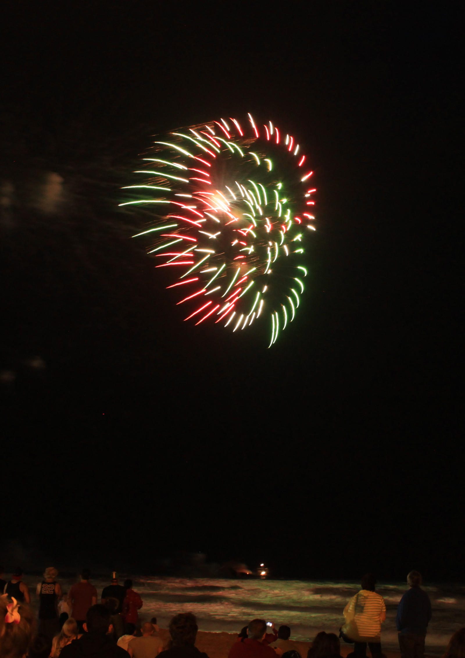 NYE 2013 Fireworks by TarJakArt