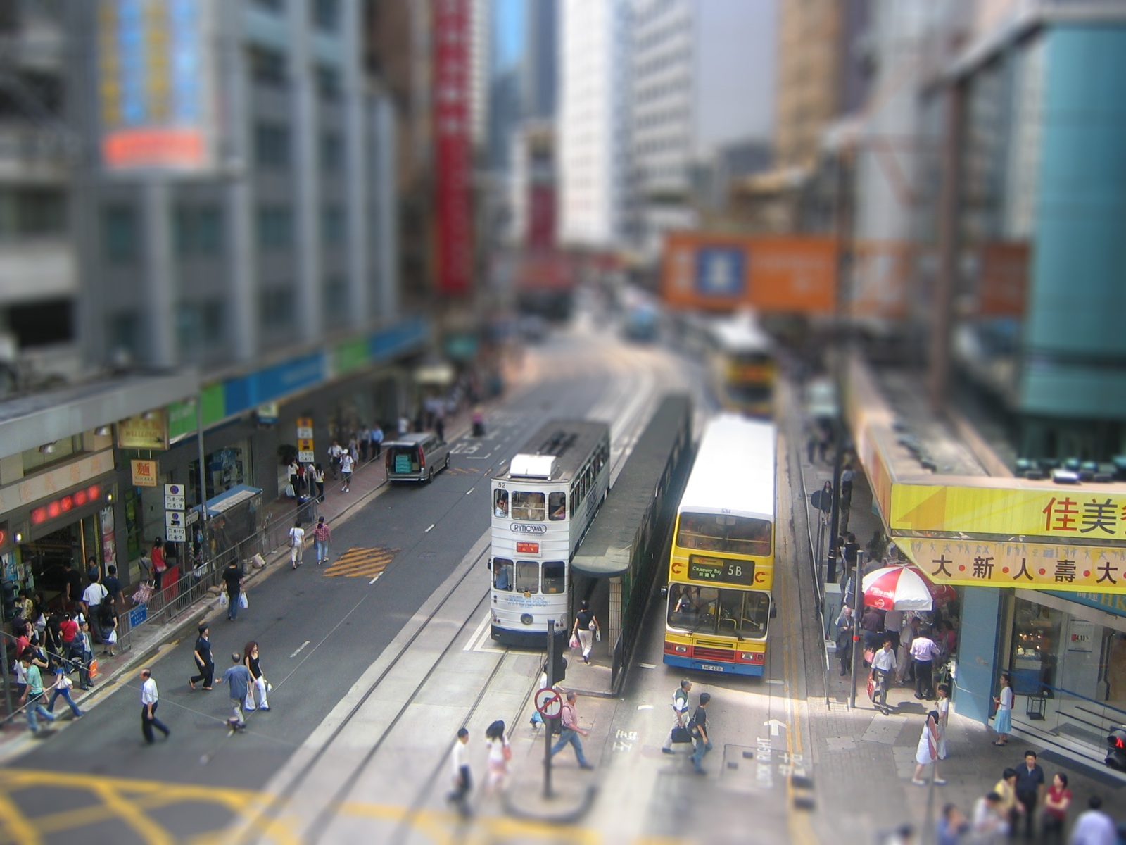 DeVoeux Rd Hong Kong by TarJakArt