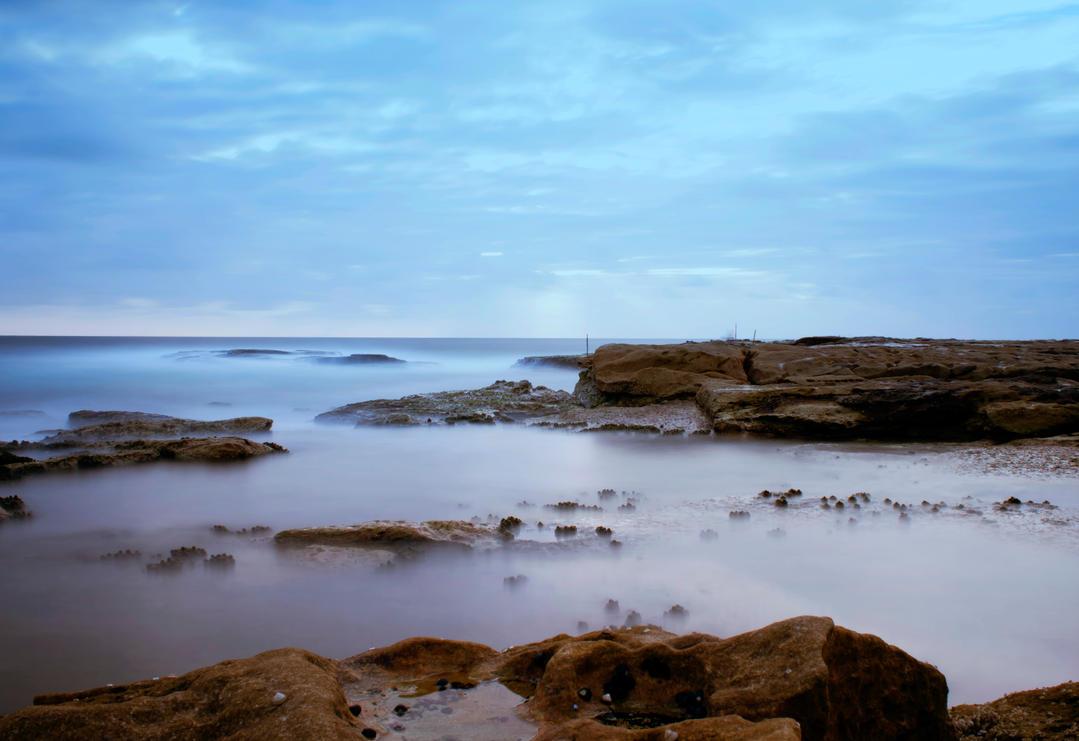 Little Bay by TarJakArt