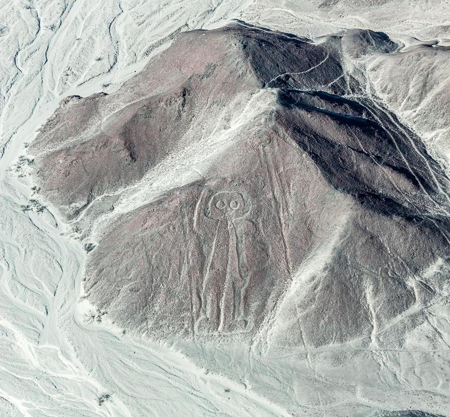 Nazca - The Astronaut by TarJakArt