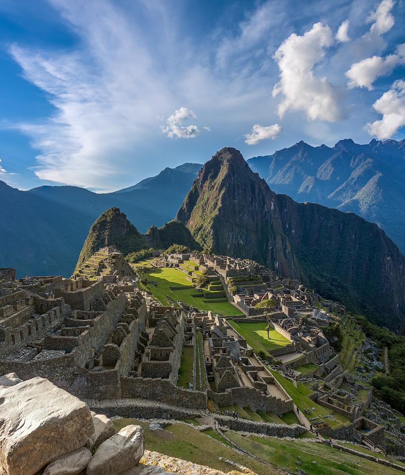 Machu Picchu by TarJakArt