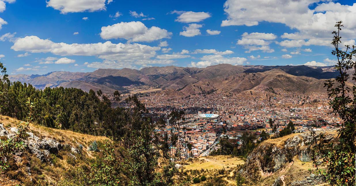 Cusco Peru by TarJakArt