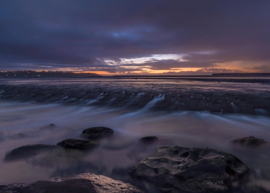 Mollymook Dawn 1 by TarJakArt