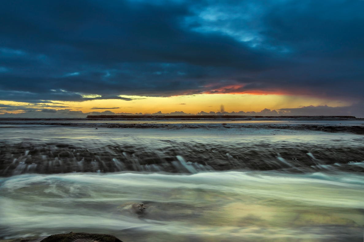 Mollymook Dawn 4 by TarJakArt