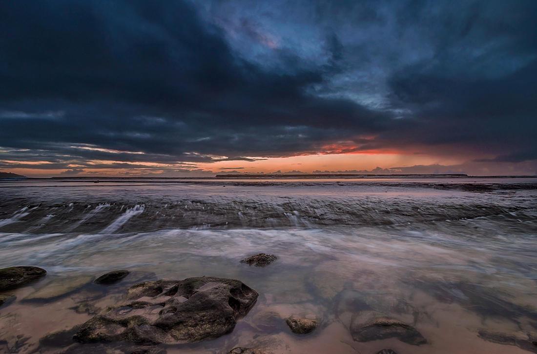 Mollymook Dawn 5 by TarJakArt
