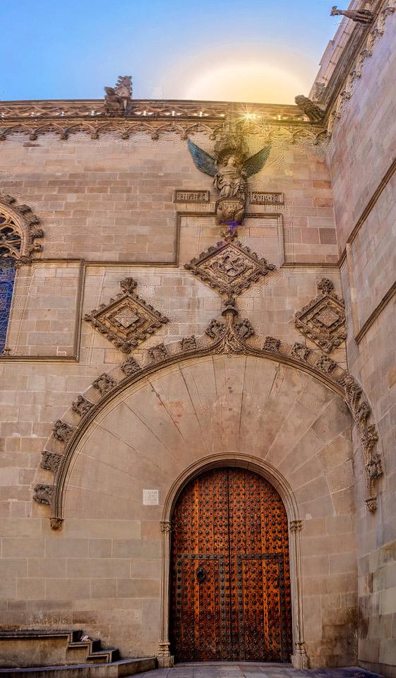 Door of the Angel by TarJakArt