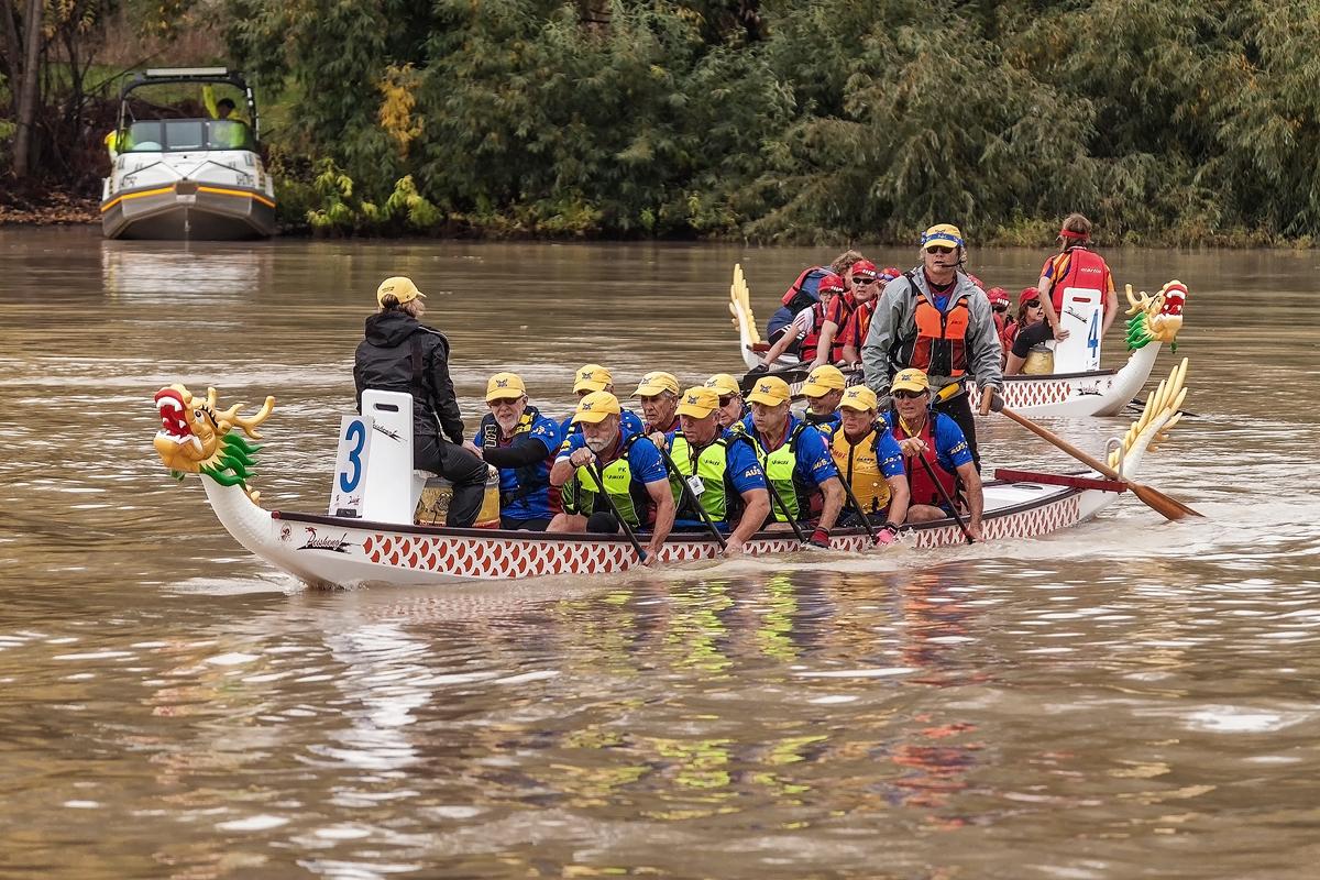 Australian Dragon Boat Championships by TarJakArt