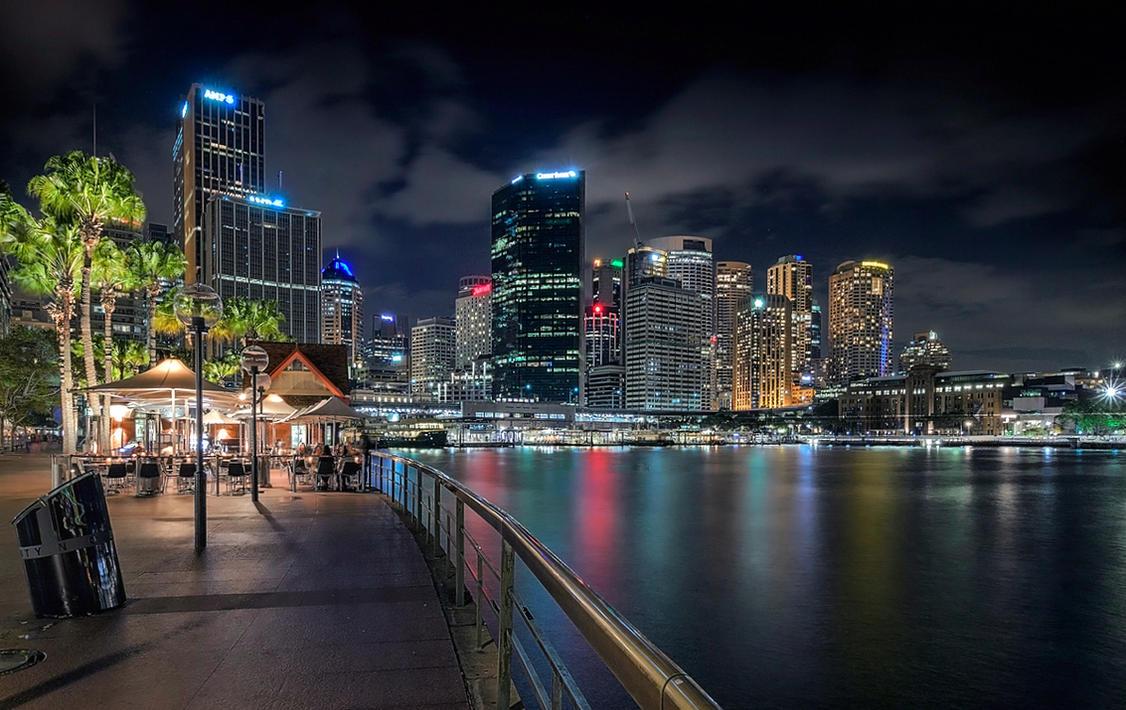 Sydney by TarJakArt