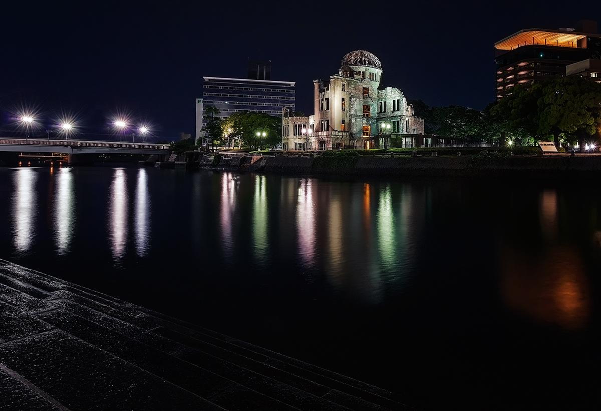 Hiroshima Peace Memorial by TarJakArt
