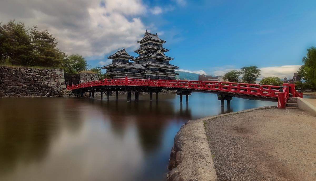 Matsumoto Castle by TarJakArt