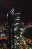 Dentsu Building Tokyo