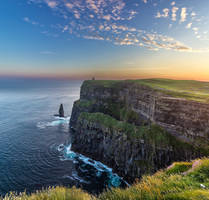 Cliffs of Moher Dawn