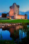 Ross Castle by TarJakArt